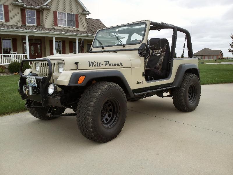1993 Jeep Wrangler (YJ)