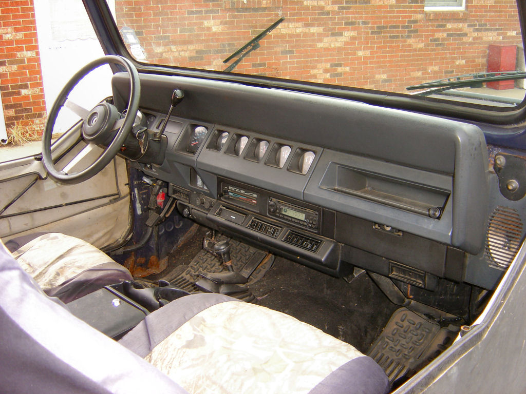 upgrade electrical panel  | jeep.wawii.com
