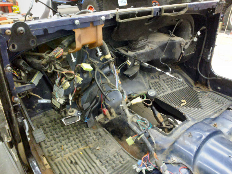 Wiring A Jeep Tj For Trailer